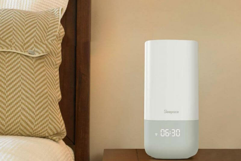 Smart Sleeping assistant Nox Sleeping Light