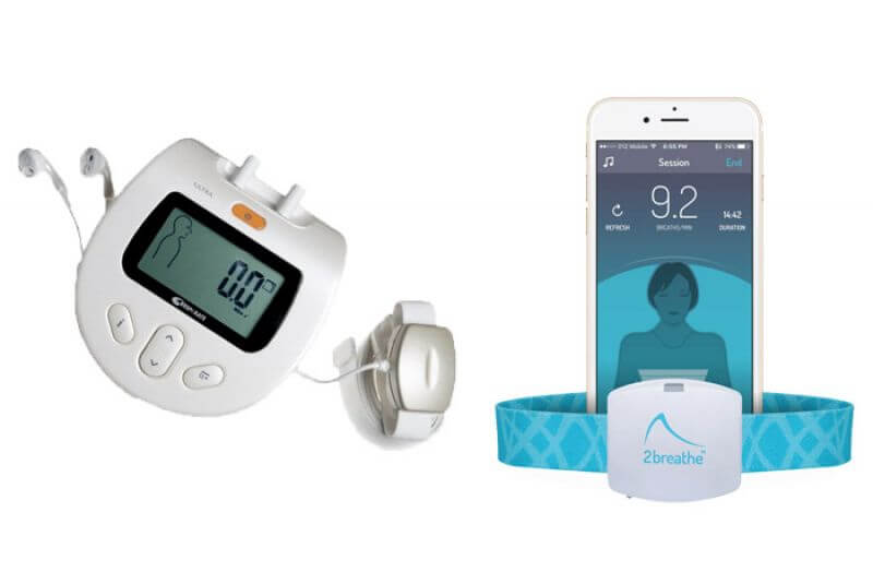 Smart Sleeping Assistant 2breathe Sleep Monitor