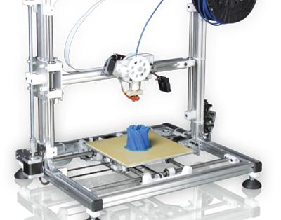 Maplin-3D-printer