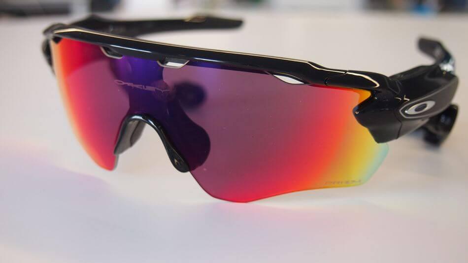 Oakley Radar Pace smart glass